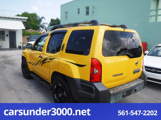 2007 Nissan Xterra S Lake Worth , Florida 2