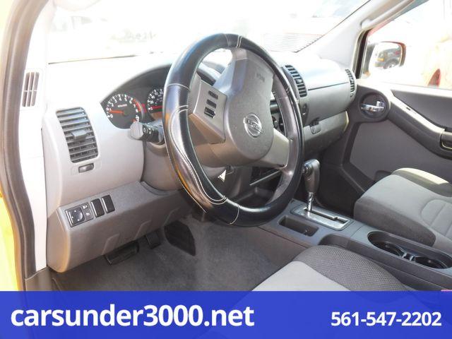 2007 Nissan Xterra S Lake Worth , Florida 7