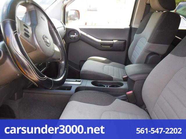 2007 Nissan Xterra S Lake Worth , Florida 8