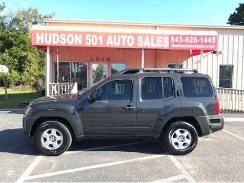 2007 Nissan Xterra S   Myrtle Beach, South Carolina   Hudson Auto Sales in Myrtle Beach, South Carolina
