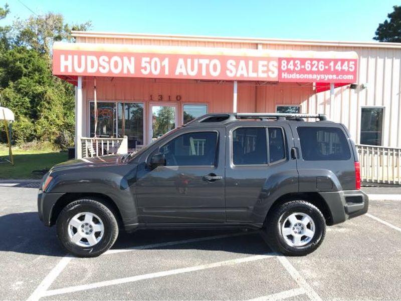 2007 Nissan Xterra S   Myrtle Beach, South Carolina   Hudson Auto Sales in Myrtle Beach South Carolina