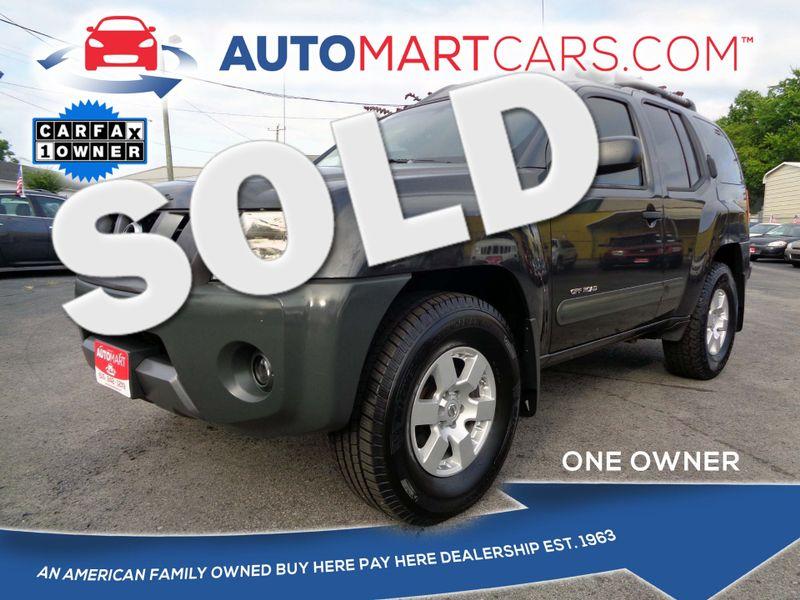 2007 Nissan Xterra Off Road | Nashville, Tennessee | Auto Mart Used Cars Inc. in Nashville Tennessee
