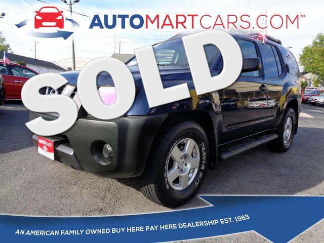 2007 Nissan Xterra S | Nashville, Tennessee | Auto Mart Used Cars Inc. in Nashville Tennessee