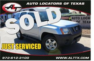 2007 Nissan Xterra SE   Plano, TX   Consign My Vehicle in  TX