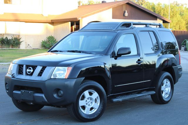 2007 Nissan XTERRA S SPORT UTILITY 1-OWNER NEW TIRES SERVICE RECORDS in Woodland Hills CA, 91367