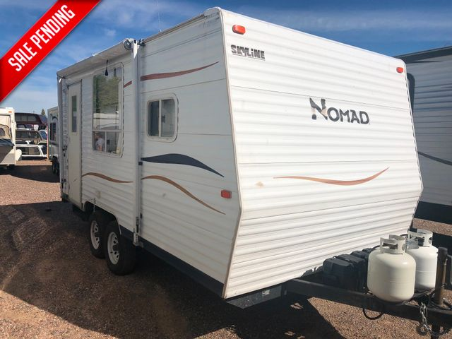 2007 Nomad 171LTD   in Surprise-Mesa-Phoenix AZ