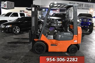 2007 Other Toyota FORKLIFT 7FGCU20 in FORT LAUDERDALE, FL 33309