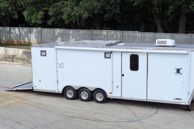 2007 Other USED PACE GOOSENECK CAR HAULER W/ GENERATOR $18,500 in Keller, TX 76111