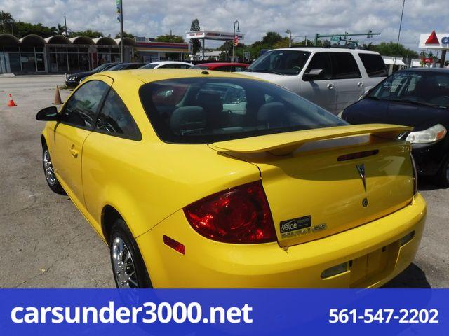 2007 Pontiac G5 Lake Worth , Florida 3