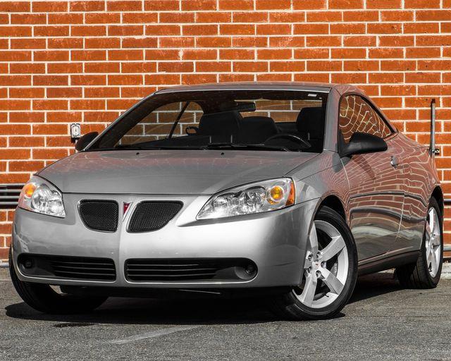 2007 Pontiac G6 GT Burbank, CA 1