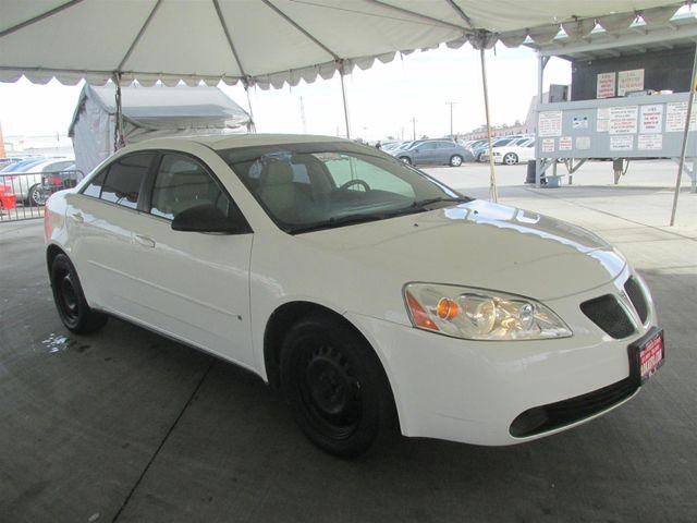 2007 Pontiac G6 1SV Value Leader Gardena, California 3