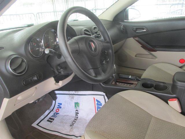 2007 Pontiac G6 1SV Value Leader Gardena, California 4