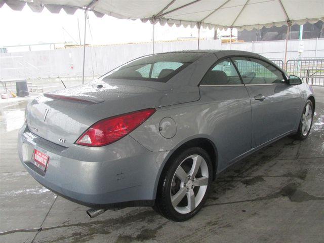 2007 Pontiac G6 GT Gardena, California 2