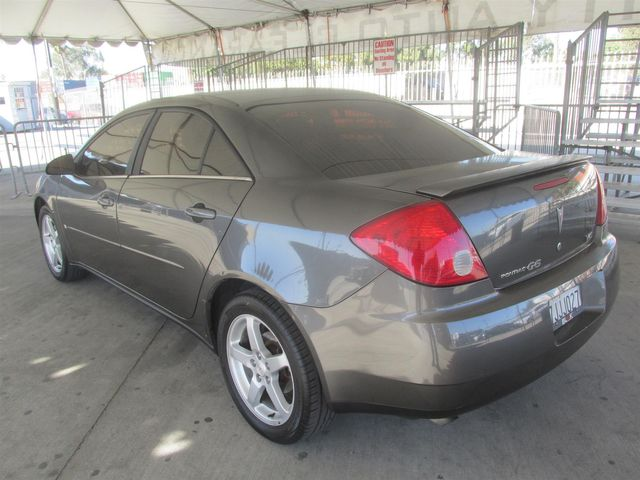 2007 Pontiac G6 Gardena, California 1