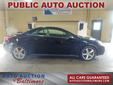 2007 Pontiac G6 GT | JOPPA, MD | Auto Auction of Baltimore  in JOPPA, MD