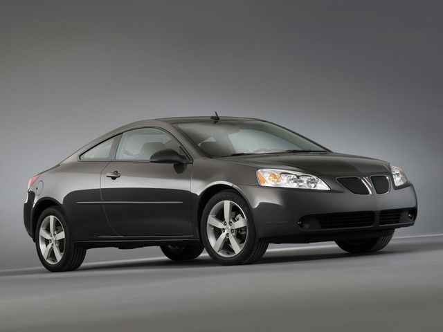 2007 Pontiac G6 GTP
