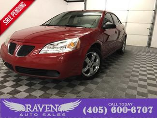 2007 Pontiac G6 in Oklahoma City, Oklahoma