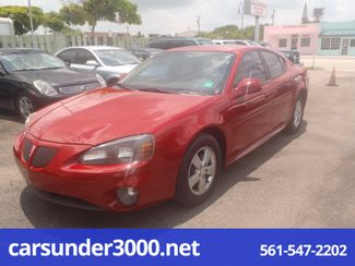 2007 Pontiac Grand Prix Lake Worth , Florida