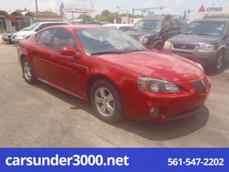 2007 Pontiac Grand Prix Lake Worth , Florida 1