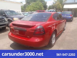 2007 Pontiac Grand Prix Lake Worth , Florida 2
