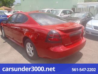 2007 Pontiac Grand Prix Lake Worth , Florida 3