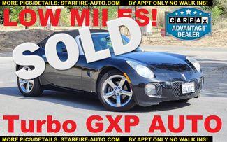 2007 Pontiac Solstice GXP Santa Clarita, CA