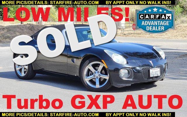 2007 Pontiac Solstice GXP Santa Clarita, CA 0