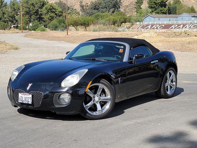 2007 Pontiac Solstice GXP Santa Clarita, CA 1