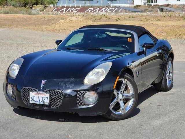 2007 Pontiac Solstice GXP Santa Clarita, CA 4