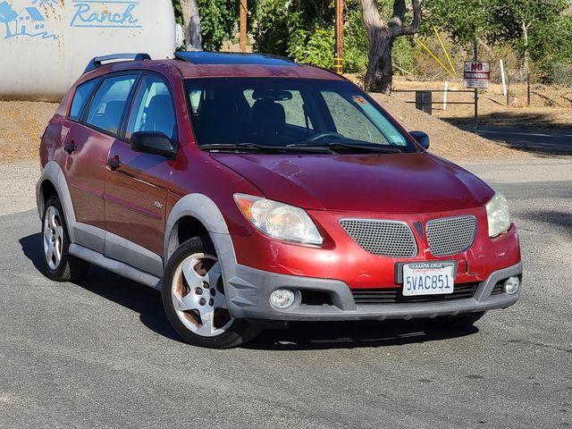 2007 Pontiac Vibe SAME AS MATRIX Santa Clarita, CA 3