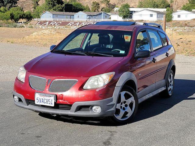 2007 Pontiac Vibe SAME AS MATRIX Santa Clarita, CA 4