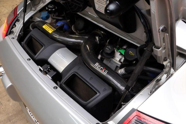 2007 Porsche 911 Turbo BIG TURBO, HRE, Carbon Ceramic, Fabspeed in Addison, TX 75001