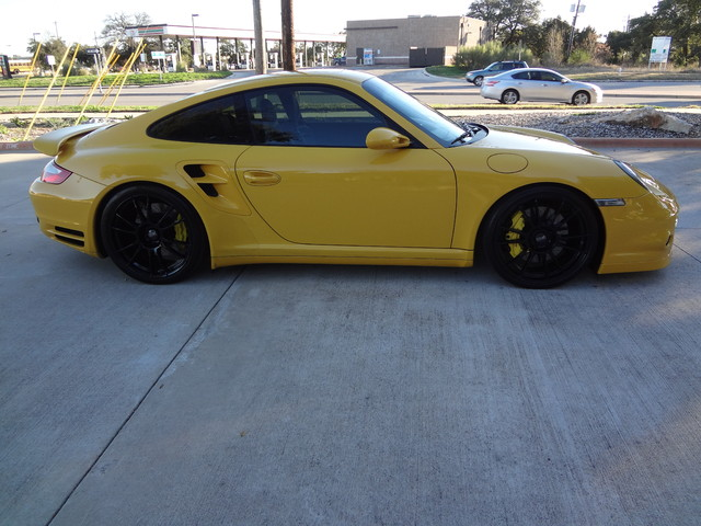 2007 Porsche 911 Turbo Austin , Texas 7