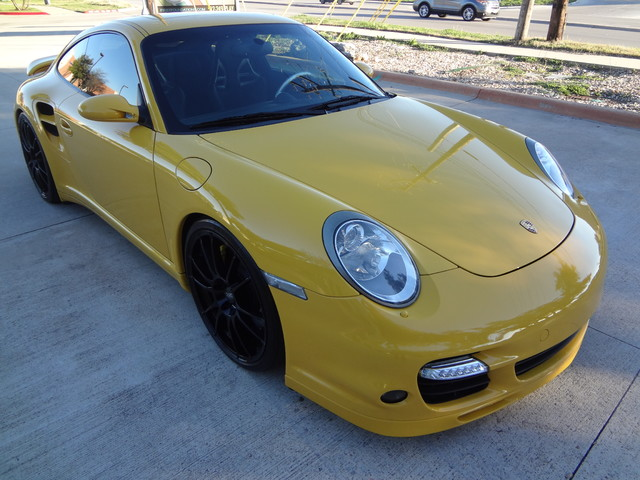 2007 Porsche 911 Turbo Austin , Texas 8
