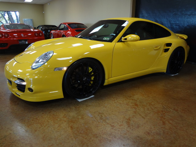 2007 Porsche 911 Turbo Austin , Texas 12