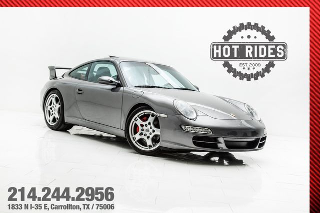2007 Porsche 911 Carrera S With Upgrades
