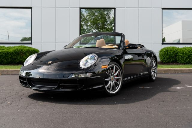 2007 Porsche 911 Carrera 4S Chesterfield, Missouri 2