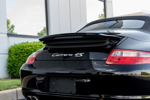 2007 Porsche 911 Carrera 4S Chesterfield, Missouri 17