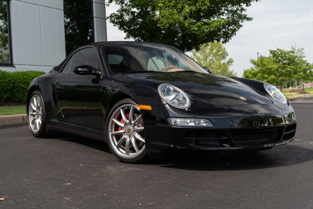 2007 Porsche 911 Carrera 4S Chesterfield, Missouri 1