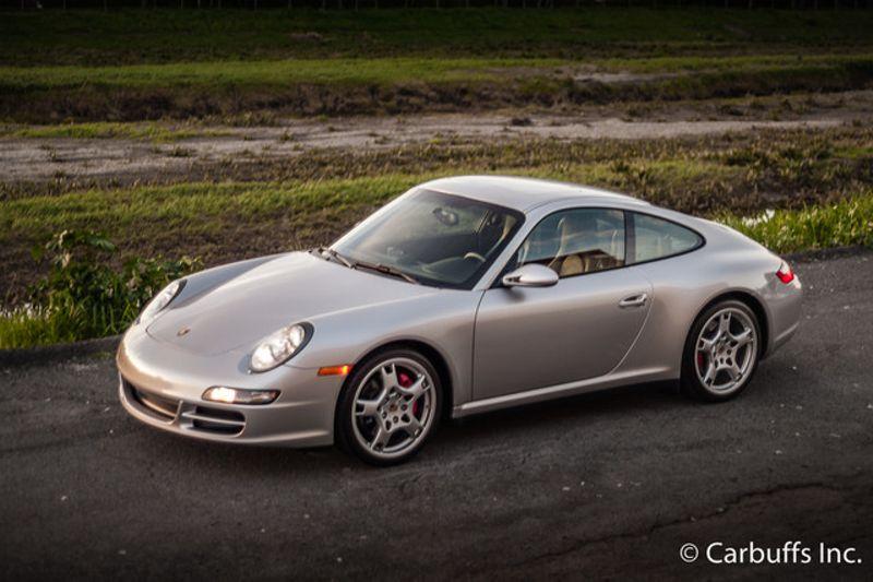 2007 Porsche 911 Carrera 4S   Concord, CA   Carbuffs in Concord, CA