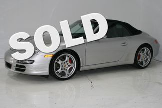 2007 Porsche 911 Carrera S Cab Houston, Texas