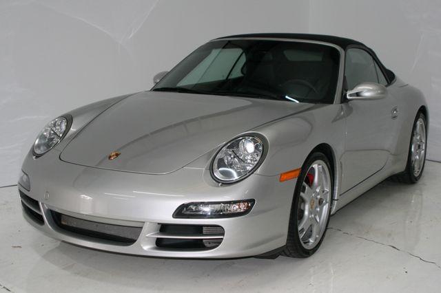 2007 Porsche 911 Carrera S Cab Houston, Texas 1