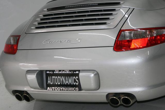 2007 Porsche 911 Carrera S Cab Houston, Texas 10