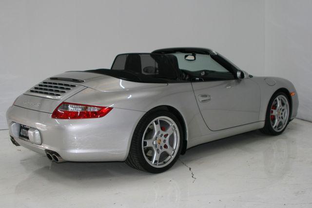 2007 Porsche 911 Carrera S Cab Houston, Texas 11