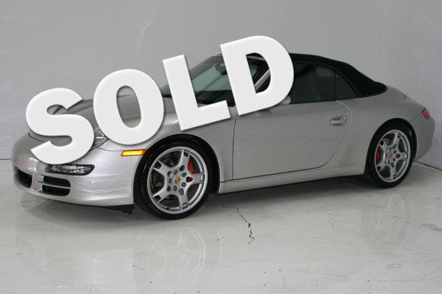 2007 Porsche 911 Carrera S Cab Houston, Texas 0