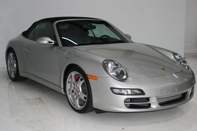 2007 Porsche 911 Carrera S Cab Houston, Texas 4