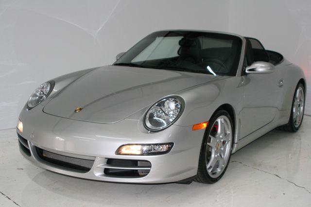 2007 Porsche 911 Carrera S Cab Houston, Texas 5