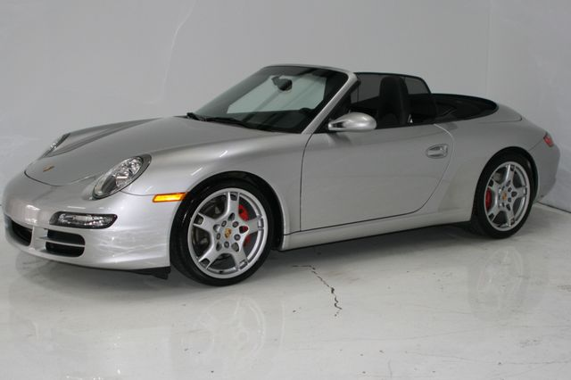 2007 Porsche 911 Carrera S Cab Houston, Texas 6