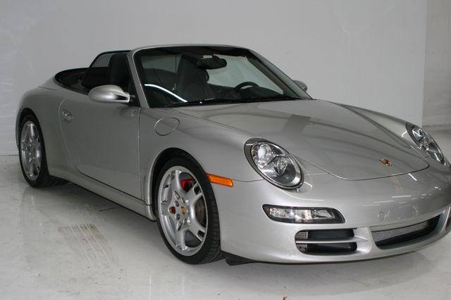 2007 Porsche 911 Carrera S Cab Houston, Texas 7