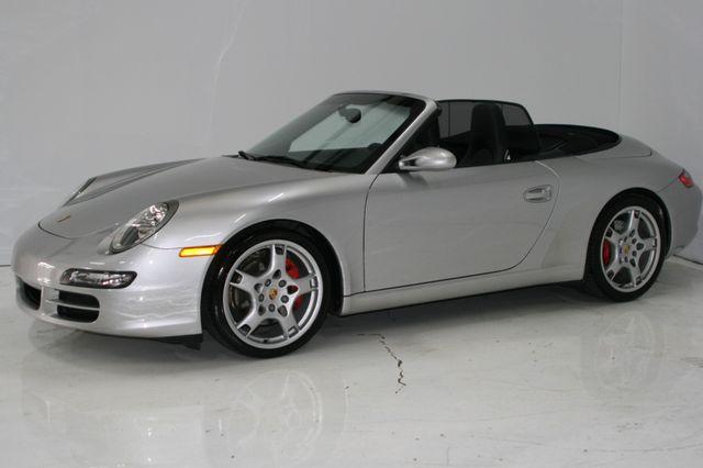 2007 Porsche 911 Carrera S Cab Houston, Texas 8